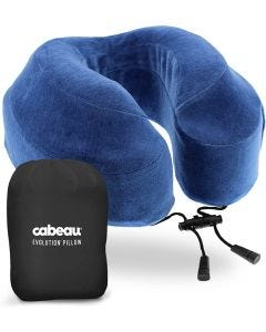 Cabeau EVOLUTION CLASSIC Memory Foam Travel Pillow
