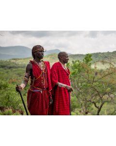 Protect 1000 sq metres of habitat in East Africa