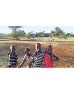 Protect 2000 sq metres of habitat in East Africa