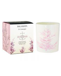 Balamata Scented Candle 190gr - DELICAT TAMARIS