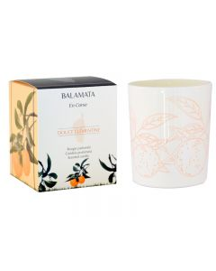 Balamata Scented Candle 190gr - CLEMENTINE