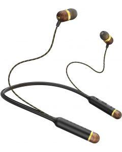 House of Marley Smile Jamaica Bluetooth - Brass - In-Ear Headphone