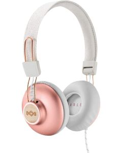 House of Marley Positive Vibration 2.0 - Copper - Wired On-Ear Headphone
