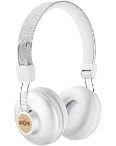 House of Marley Positive Vibration 2 Bluetooth - Silver - On-Ear Headphone