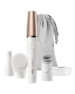 Braun FaceSpa Pro 911 3-in-1 Facial Epilator