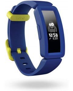 Fitbit Ace 2,Night Sky + Neon Yellow