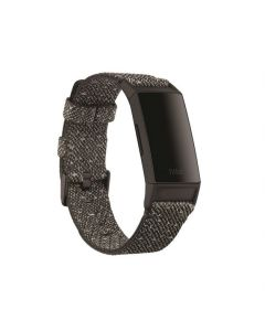 Fitbit Charge 4 SE (NFC) - Granite Reflective Woven/Black