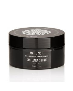 Gentlemen's Tonic Matte Paste: Hair Styling