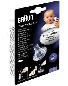 Braun ThermoScan® Lens Filters LF40