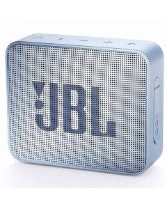 JBL GO 2 Wireless Bluetooth Speaker - Cyan