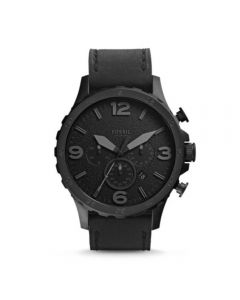 Fossil Nate Chronograph Watch - JR1354