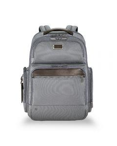 Briggs & Riley @work Large Backpack Grey