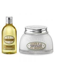 L'Occitane Almond Shower Set-