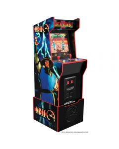 Arcade1Up Midway Legacy with Lit Marquee and Riser bundle