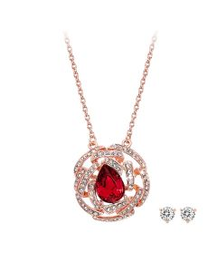 Pica Lela Scalette crystal women necklace