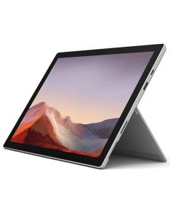 Surface Pro 7 with 12.3inch Display, CORE i5, 8GB 256GB shared, Win10, Platinum, Device only - Without Keyboard