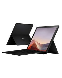Surface Pro 7 with 12.3inch Display, CORE i5, 8GB 256GB shared, Win10, Black, Device only - Without Keyboard