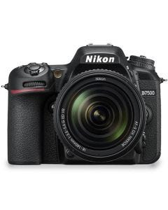 Nikon D7500 DSLR Camera with AF-S DX Nikkor 18-140mm VR Lens