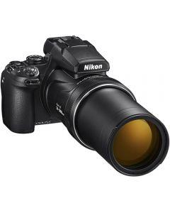 Nikon Coolpix P1000 Point & Shoot Camera (Black)
