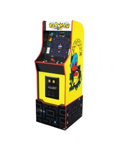 Arcade1Up Bandai Legacy with Lit Marquee and Riser bundle