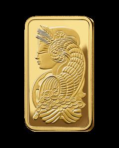 PAMPFortuna Gold Ingot 10gm