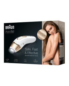 Braun IPL Silk-expert, Hair Removal System for Use on Body and Face, 400000 Flashes