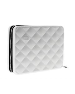 Ogon Quilted Purse - Silver