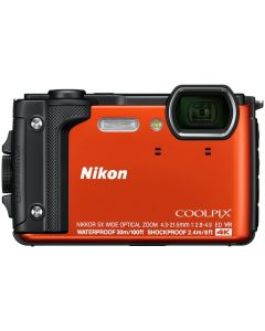 Nikon CoolPix W300 - 16MP Sport Action Camera  - Orange
