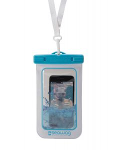 Seawag Waterproof Smart Phone Holder White and Blue