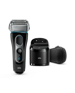 Braun Series 5 5195cc  Wet & Dry Electric Foil Shaver with Travel Case, Black