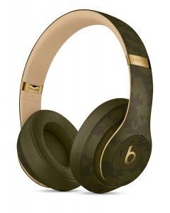 Beats Studio3 Wireless Headphones - Beats Camo Collection - forest green