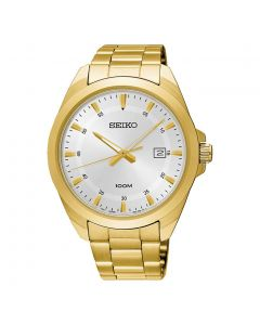 Seiko Men's White (SUR212P1)