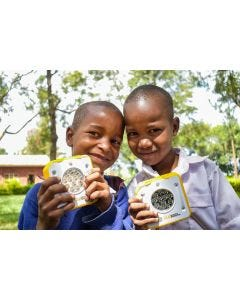 SolarBuddy: Give the gift of light and transform 50 lives.