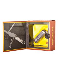 True Utility Nailclip Kit with Gift Box
