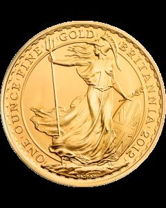 1 oz British Gold Britannia Coin
