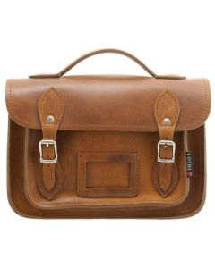 Yoshi Dewhurst Satchel - Brown Hunter