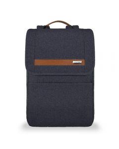 Briggs & Riley Kinzie Street Slim Expandable Backpack Navy
